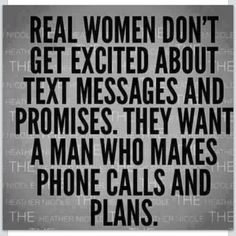 Bam! Love my Real Man & My Real Woman Life! So True Benjamin