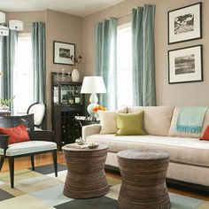 House Tours: A Chic Small-space Condo