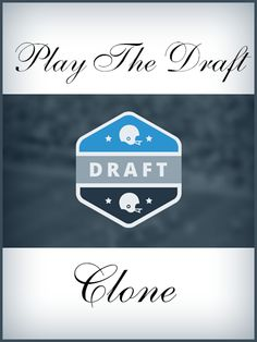 Play The Draft clone is one of the amazing product of rebrandone which provide you a best fantasy game experience during the football draft season. It is easy to play and is mainly designed to align with strategic partners who are interested in experiencing non-gambling game.