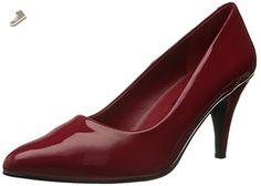 Pleaser Women's 420/R Dress Pump,Red Patent,11 M US - Pleaser pumps for women (*Amazon Partner-Link)