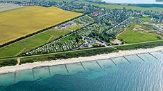 Ostsee-Ferien-Camp in Börgerende direkt an der Ostsee