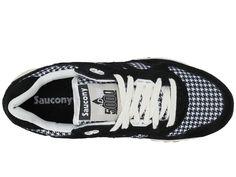 7048ff56b1b Saucony Originals Shadow 5000 HT Houndstooth Women s Classic Shoes Black White  Saucony Shadow