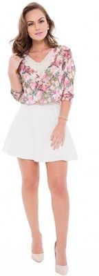 BLUSA ESTAMPADA BY PANO CHIC