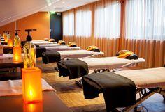 Locatie Veluwse Bron praktijk gedeelte wellnessmassage, sportmassage en diverse cursussen