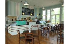 Catalina Cafe, Hobsonville Point, Auckland, NZ ON LIST