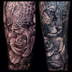 Jaguar and Rose                                                       …
