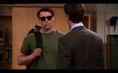 Ray-Ban Sunglasses - Friends TV Show Scene