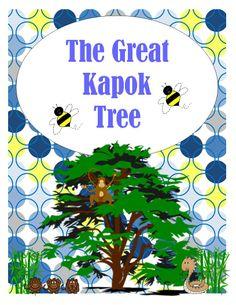 the great kapok tree worksheets pdf