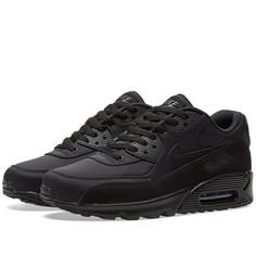0f21f663dfa Nike Air Max 90 Essential (Black   Black) Air Max 90