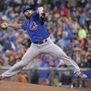 Arrieta wins again as Cubs beat Giants 8-1 (Yahoo Sports)