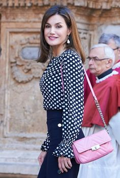 Spanish Royal Family attended Easter Mass in Palma