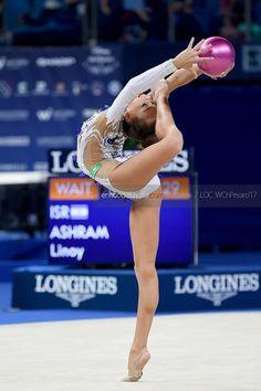 Dina AVERINA (Russia)🇷🇺 ~ Ball @ World Cup Pesaro-Italy🇮🇹 2017/09/01🇮🇹 😘😘 Photo by 🇮🇹Enrico Della Valle.