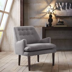 Langley Street Carncome Accent Chair & Reviews | Wayfair