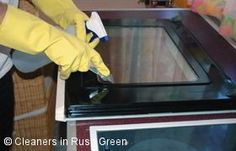 Oven Cleaning Rush Green