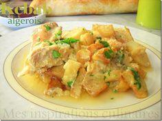 Un délicieux plat algerien connu surtout dans la région d'Alger et qui s'est propagé sur le territoire national