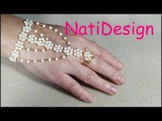 Diy Crafts Jewelry, Bracelet Crafts, Diy Jewelry Making, Bead Crafts, Beaded Bracelets Tutorial, Bead Loom Bracelets, Handmade Bracelets, Hand Jewelry, Seed Bead Jewelry