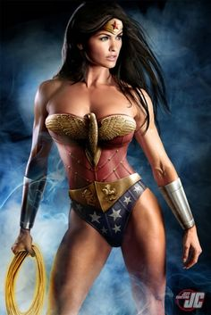 These Female Heroes by Jeff Chapman are amazing examples of what DC Comics movies should be based on …I want to look like Wonder Woman! Jeff Chapman, Marvel Dc Comics, Bd Comics, Comics Girls, Cosmic Comics, Comic Book Characters, Comic Book Heroes, Comic Character, Batman Vs Superman