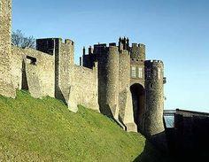 castillo dover. Inglaterra