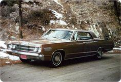 https://flic.kr/p/6mhEHD | 1967 Mercury Monterey 4 door hardtop in Cinnamon Frost