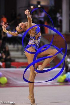 Daria Dmitrieva- Rhythmic Gymnast