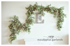 Eucalyptus garlands, loral garlands, wedding garlands, photo, potoprops, https://www.facebook.com/HandmadeByEncza/
