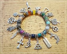 Check out this item in my Etsy shop https://www.etsy.com/uk/listing/273468198/spiritual-charms-bracelet-16-different