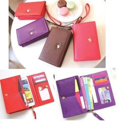 Korean Cute Style Wallet Case for Samsung Galaxy Note S3 S2 iPhone 5 4S 4   eBay $13.50