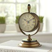 Edgar Table Clock #birchlane