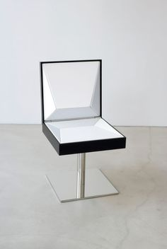 Tablechair by Thomas Feichtner
