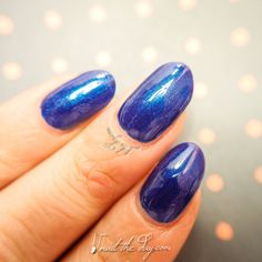 JAC - 12  - Nail Swatch - http://nailtheday.com/2014/12/jac-12-nail-swatch/