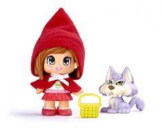Pinypon Cuentos: Caperucita. #Pinypon #minidolls #toys #juguetes #dolls #fantasy #kids #ToyStore