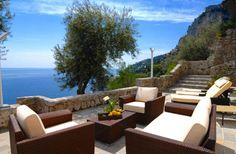 7-bedroom villa in Amalfi town, Italy, from www.homesandvillasabroad.com