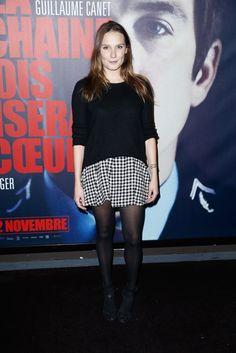 'La Prochaine Fois, Je Viserai Le Coeur' Paris Premiere At UGC Bercy