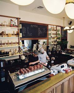 Stumptown #coffeehouse