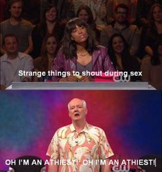 "When he gave us a look into his sex life. | 27 Hilarious ""Whose Line"" Moments That Prove Colin Mochrie Is The Best"