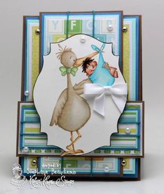 A World of Creative Possibilities: Kraftin' Kimmie Stamps : July New Release Day 4+a challenge!