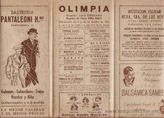 La herencia del circo Olimpia |  by Gema Requena ShopVictim