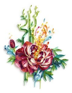 quilling art images - Google Search