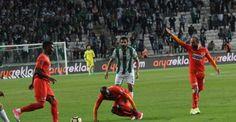 Atiker Konyaspor 2-3 Aytemiz Alanyaspor