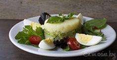 Potato salad with avocado and onion | Ensalada de papas con palta y cebolla | En Mi Cocina Hoy