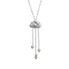 Cute Rain Necklace