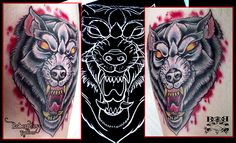 Robert Jevy Traditional Tattoo, Tattoos, Animals, Tattoo Traditional, Tatuajes, Animaux, Traditional Style Tattoo, Tattoo, Japanese Tattoos