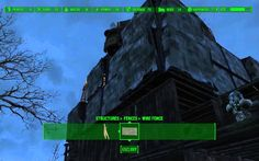 Fallout 4 Ranger Cabin and Wilderness Survival Guide