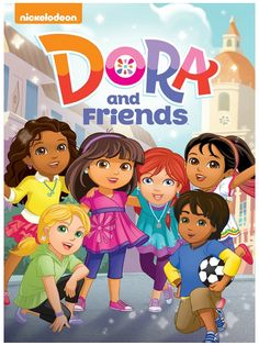 "#GIVEAWAY: Win the DVD ""Dora & Friends"" US/CAN (Ends 3/13)"