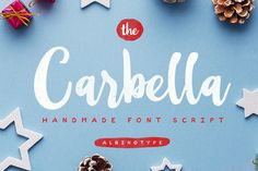 The Carbella by Albion Room on Creative Market