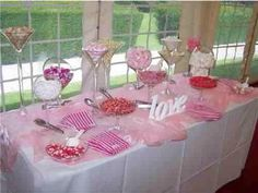 Wedding sweet table £150 for 100 guests