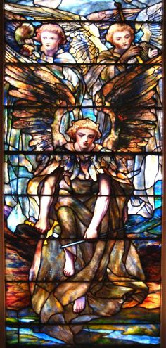 Join stained glass expert, Julie L. Sloan at the General Society of Mechanics & Tradesmen of the City of New York for a lecture describing the history and development of stained glass in New Yo…