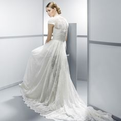 My absolutely stunning dress! (and oh, so comfy..) Jesus Peiro Seams Collection 2014.