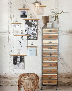 Storage--- this is a beautiful piece that could so easily tuck in all sorts of places!