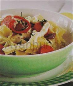 Cream Cheese Pasta:: Resep Keluarga :: Resep :: Ayahbunda :: recipe in Bahasa Indonesia